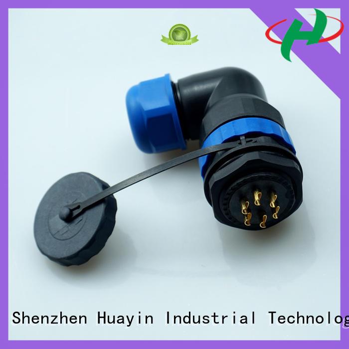 plug waterproof electrical plugs and sockets waterproof air Huayin