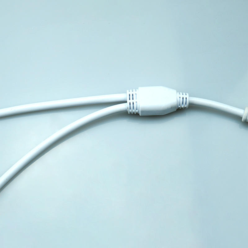 custom made 1 to N y splitter cable connector for LED