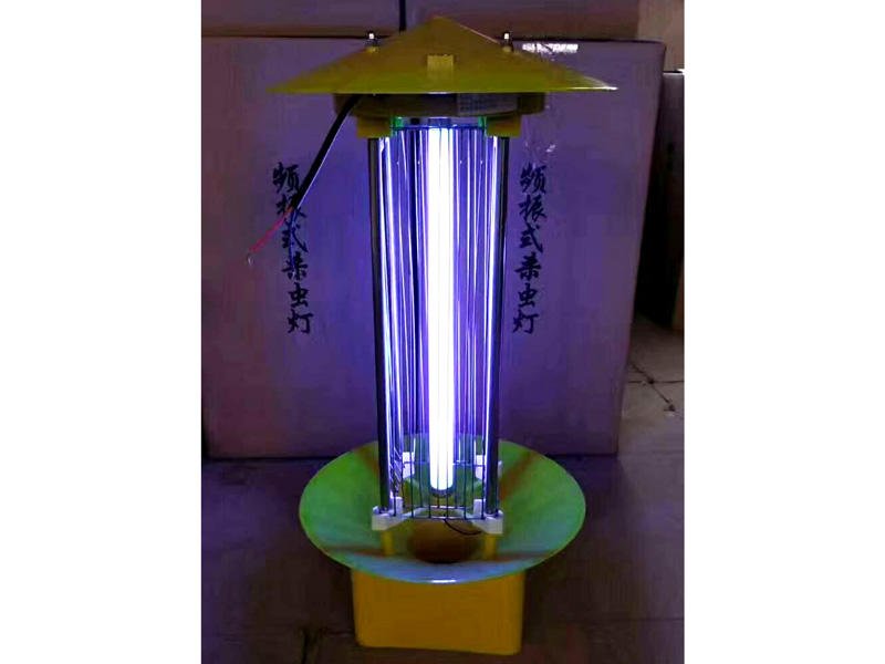 2-core DC5521 waterproof connector insecticidal lamp