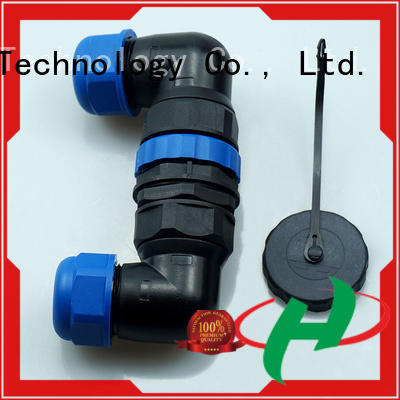 HUA YIN t type waterproof 3 pin plug kit for sale
