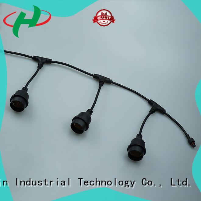 light bulb cord lamp head holder Huayin Brand company