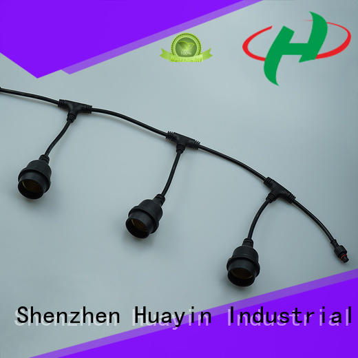 anti-corrosion hanging lamp cord hye for temporary lighting Huayin
