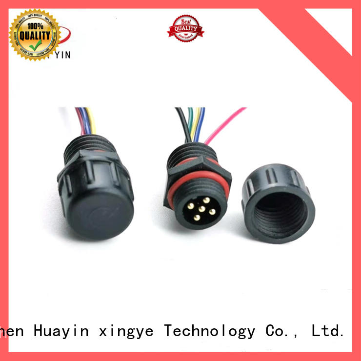 HUA YIN Panel PVC Waterproof Plug online for floor heating