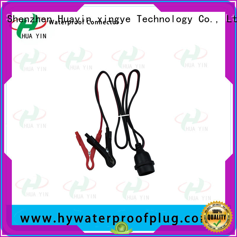 popular lamp holder socket cable for commercial