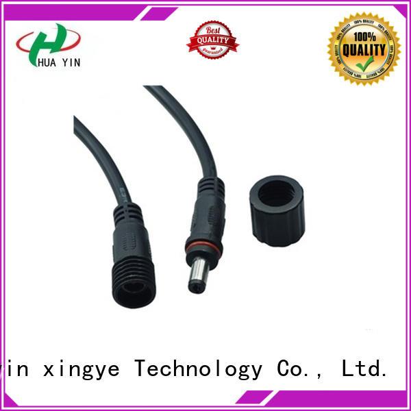 HUA YIN waterproof dc connector for sale