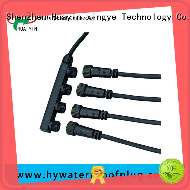 HUA YIN superior quality rf connector distributor maker for led screen