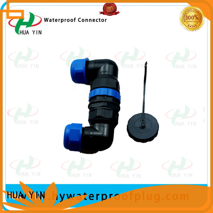 HUA YIN heating ceramic tile waterproof connectors with strong pressure resistance for sale