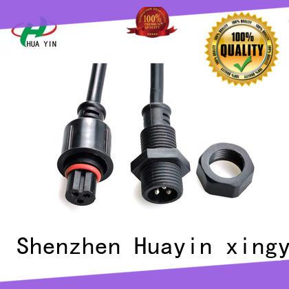 black Panel PVC Waterproof Plug manufacturer for cultivation