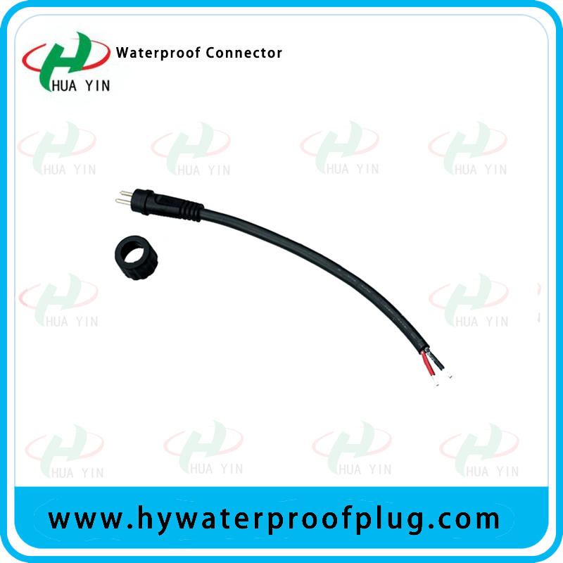 HUAYIN Factory direct sales 2PIN 2*0.75m² Waterproof Cable