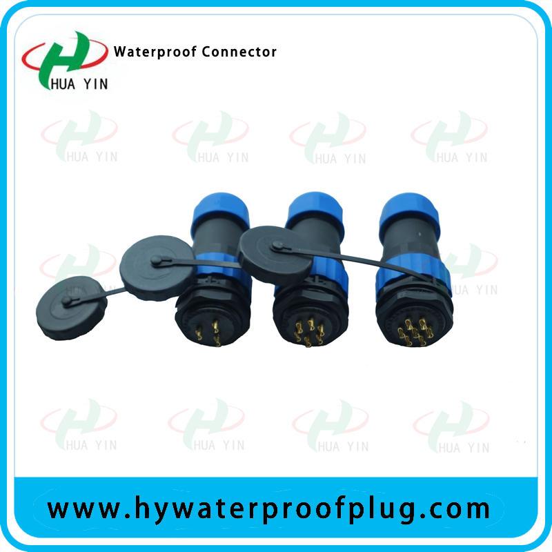 M20  led outdoor lighting ip67 waterproof  connector