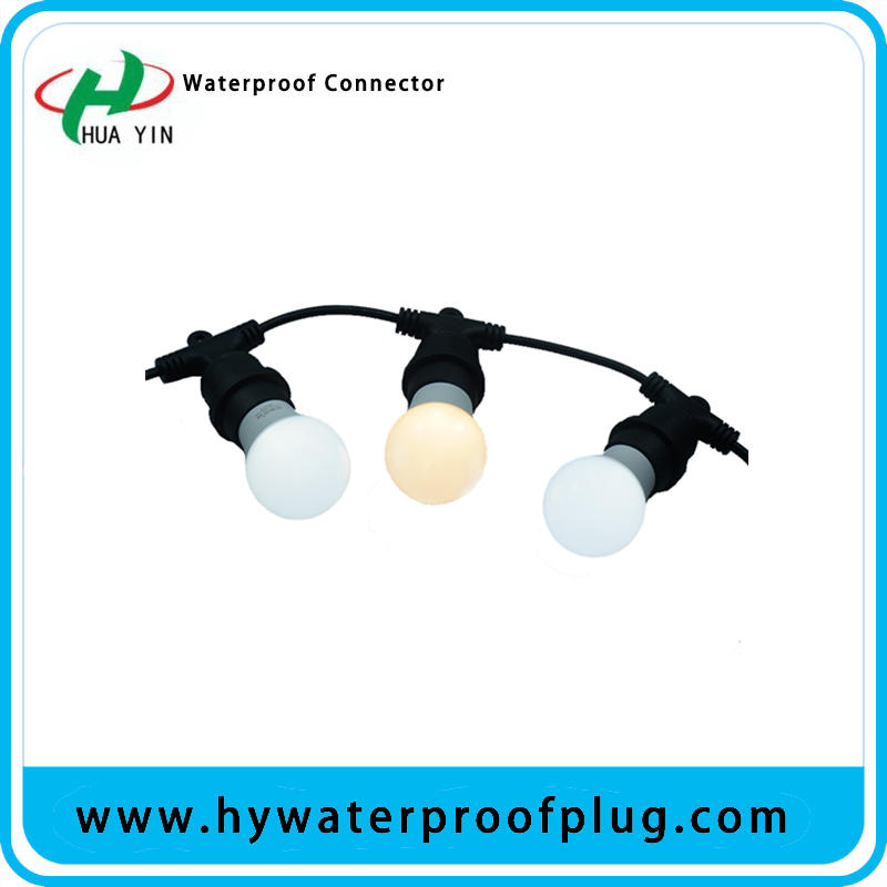 E27 lamp string  waterproof outdoor festival party wedding led festoon lighting