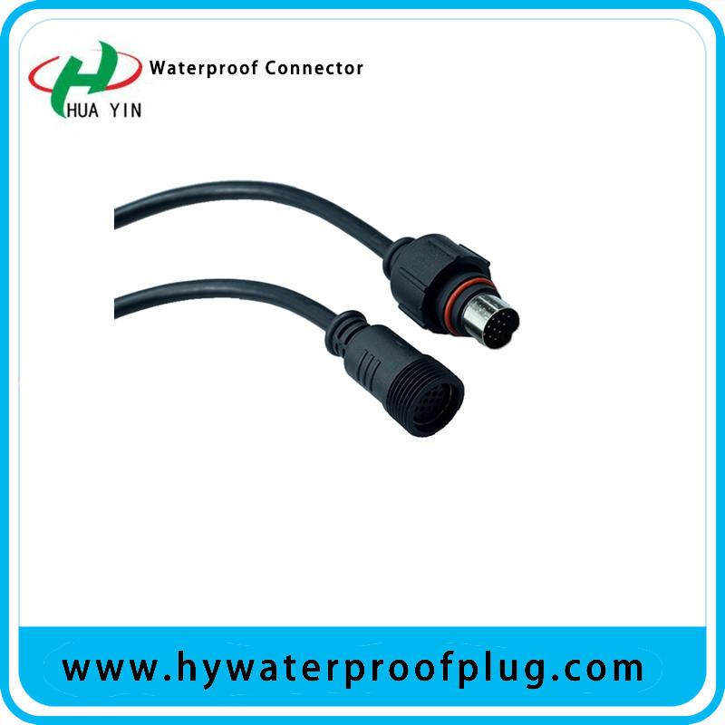 Factory Direct Sales  IP67 13PIN Waterproof connector