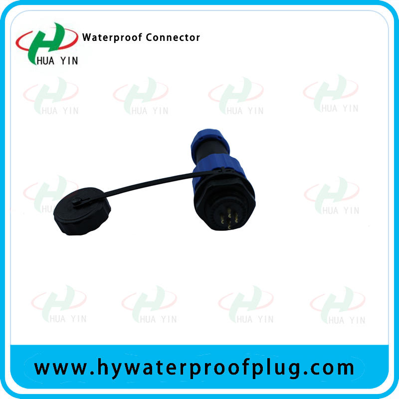 M16 Waterproof Straight Aviation connector 2/3/4/5/6/7/9Pin IP67 industrial cable connector Male plug and Female socket