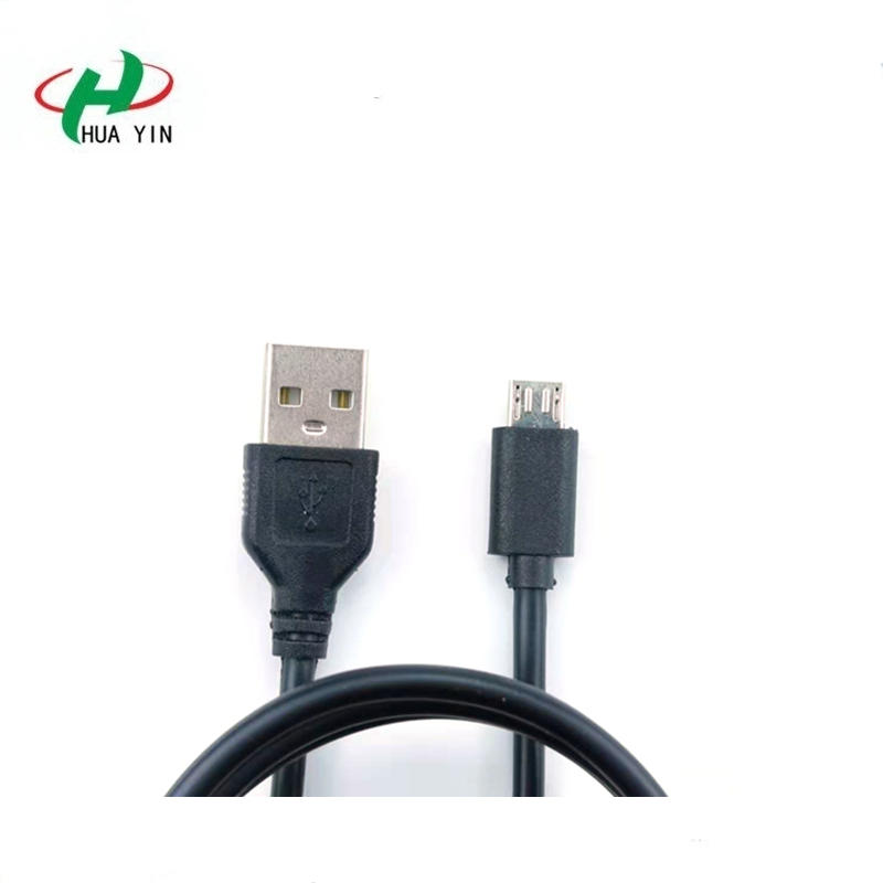 Hua Yin Micro USB Cable 0.6M Fast Charging Data Cord Charger Adapter For Samsung S7 Xiaomi Huawei Android Phone Microusb Cable