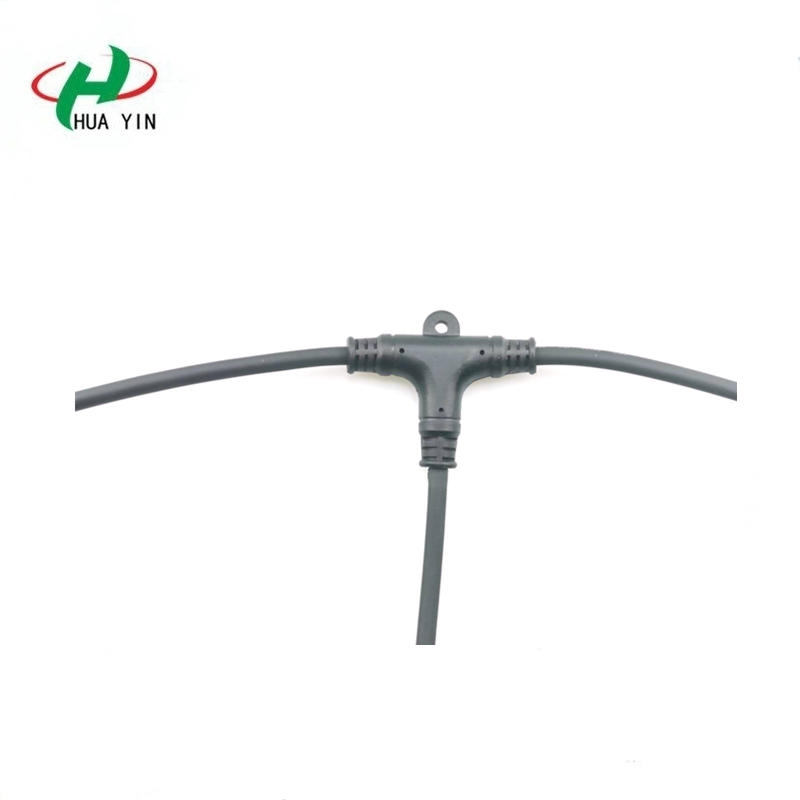 T-connector  IP67 Waterproof T Wire Connector
