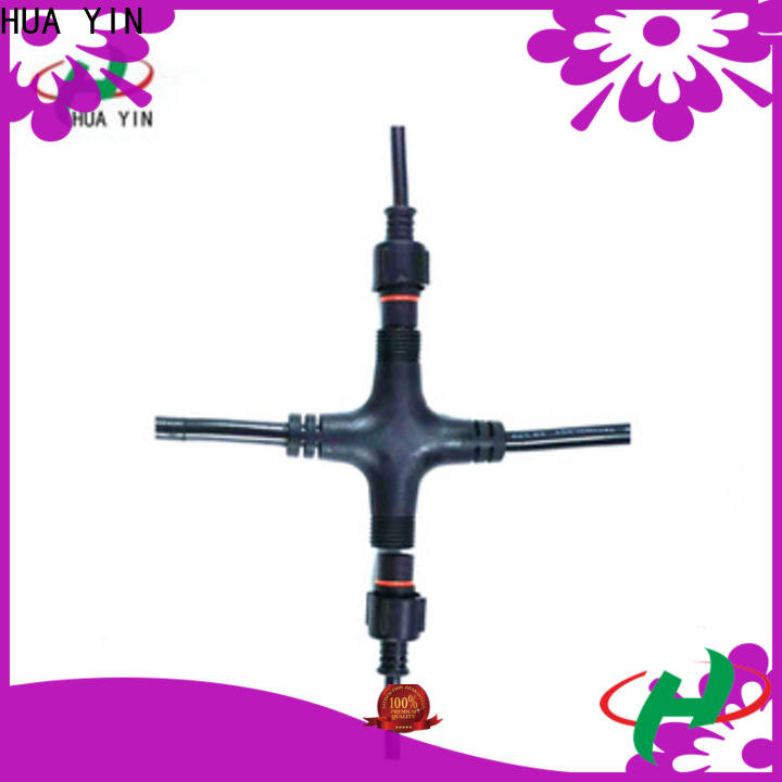 HUA YIN t wire connector wholesale for floor heating