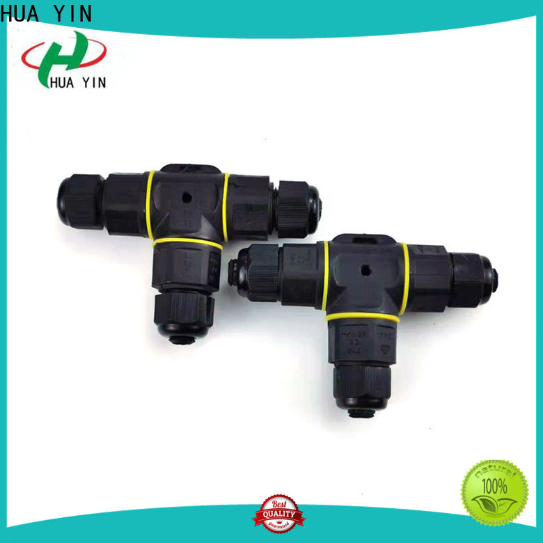 HUA YIN T Assembly Connector supplier for cultivation