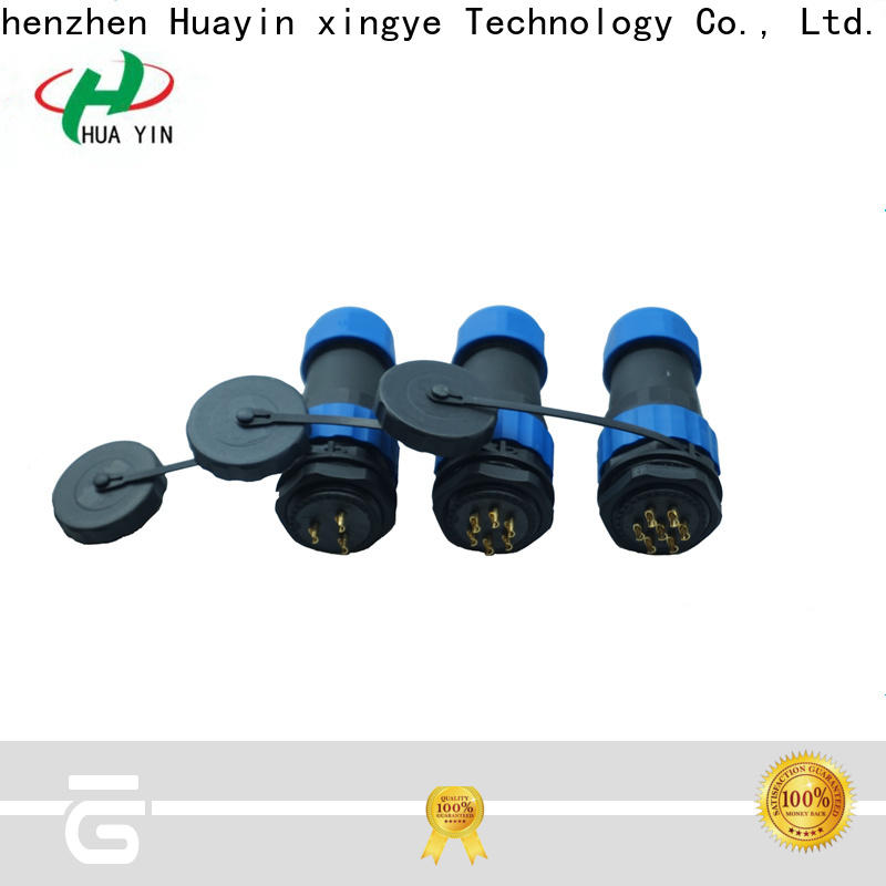 HUA YIN electrical y connector with wear resistance for outdoor engineering connections