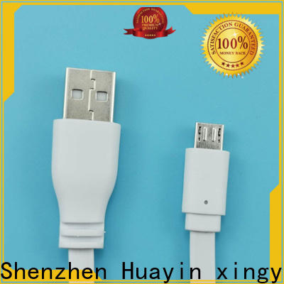 HUA YIN electronics standard usb cable power conversion line for mobile phone