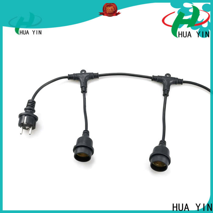 HUA YIN popular lamp holder kit wholesale for lighting