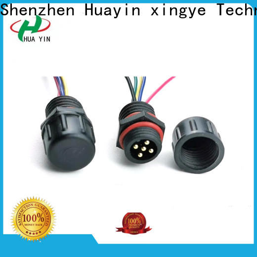 HUA YIN transparency Panel PVC Waterproof Plug online for display screen