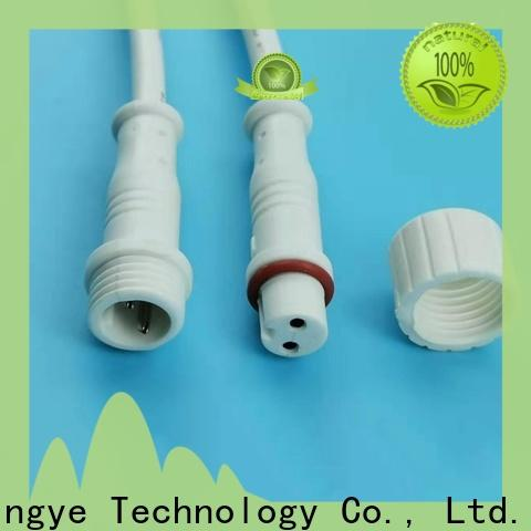 HUA YIN 12v plug connectors suipplier for cultivation
