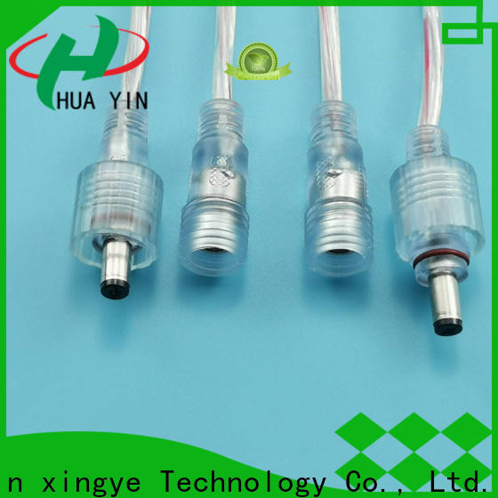 female waterproof dc power connector manufacturer for solar water heater