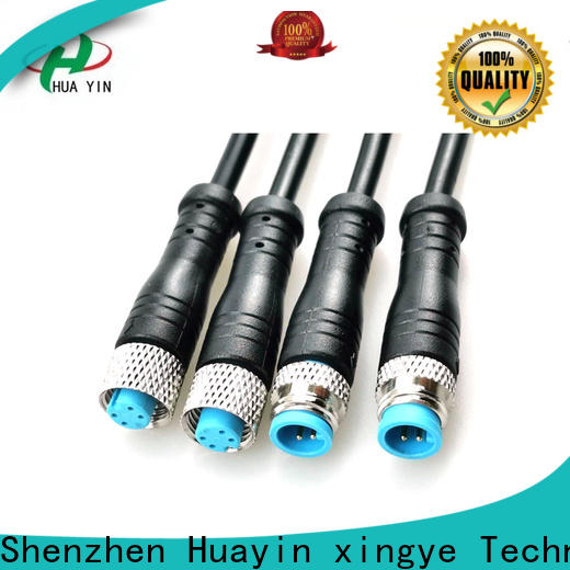 six pin conector m8 manufacturer for floor heating