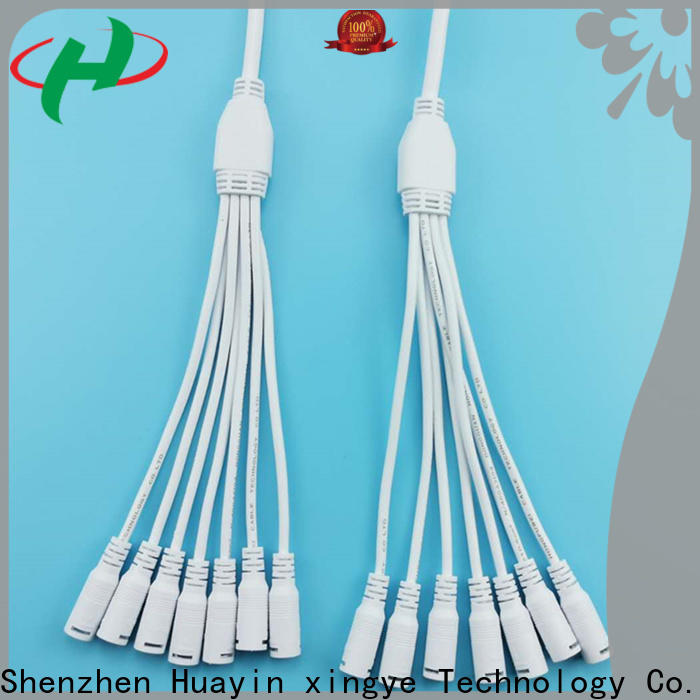 HUA YIN Y Connector manufacturer for led