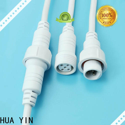two pin 12v plug connectors wholesale for led
