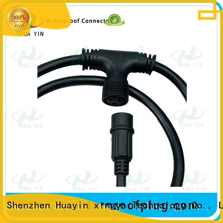 HUA YIN T Connector fast delivery for laser