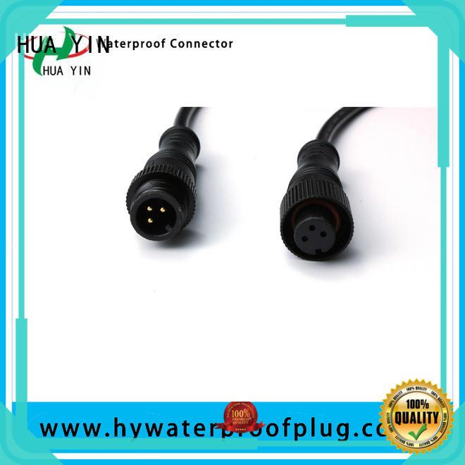 two pin waterproof plug wholesale for floor heating
