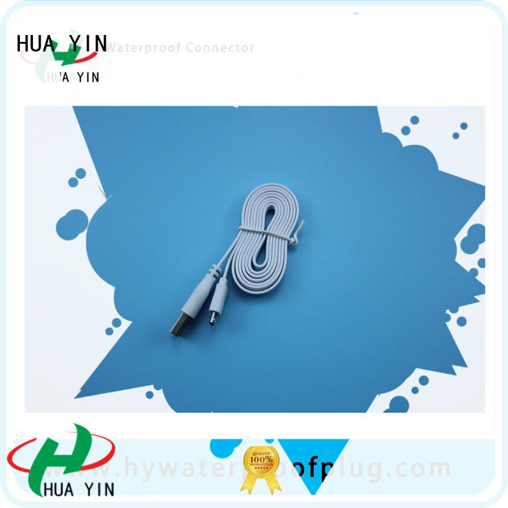 HUA YIN micro standard usb cable turn for camera