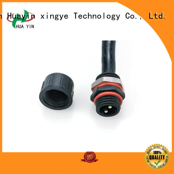 HUA YIN Panel PVC Waterproof Plug manufacturer for cultivation