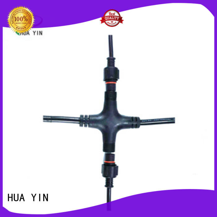 HUA YIN wire wire t tap maker for cultivation