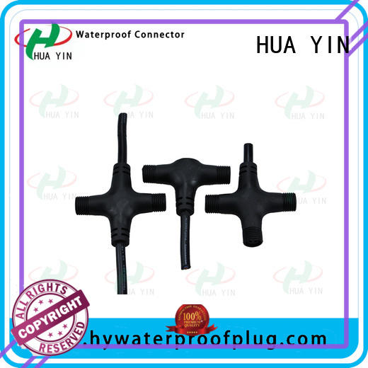 HUA YIN T Connector maker for vessel