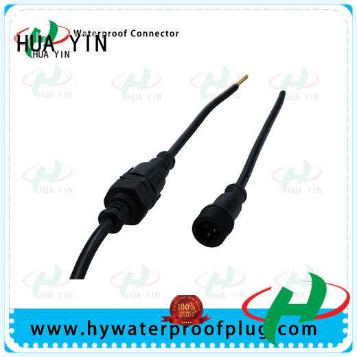 HUA YIN Panel PVC Waterproof Plug wholesale for cultivation