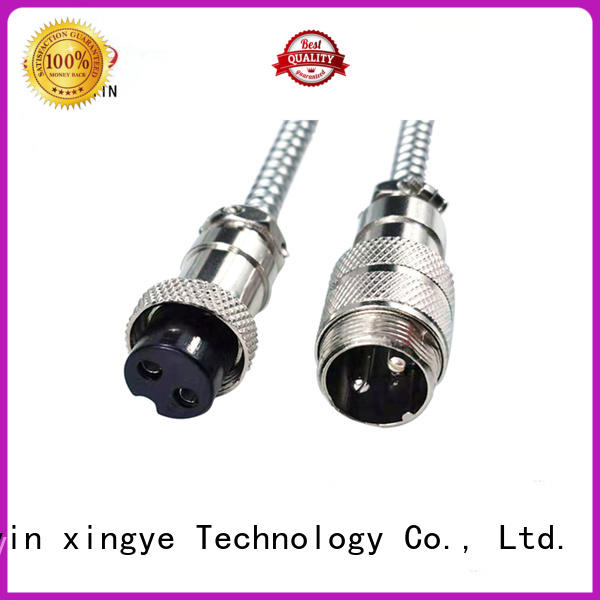 HUA YIN 6 pin aviation connector supplier for automation