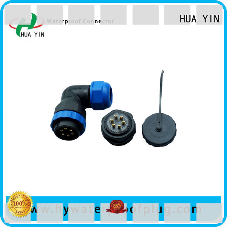 high power waterproof connectors wire for sale
