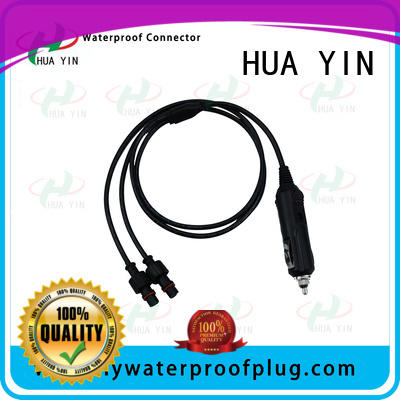 HUA YIN six output y wire connector manufacturer for display screen