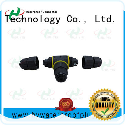 HUA YIN black assembly connector manufacturer for vessel