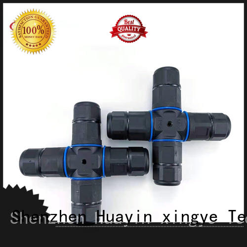 HUA YIN light cord with t type threading for temporary lighting