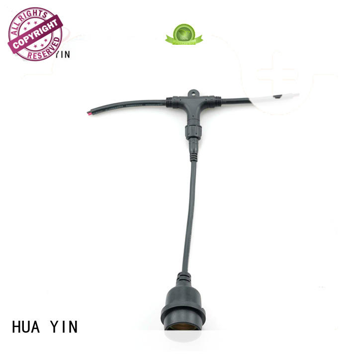 HUA YIN lamp holder kit manufacturer for commercial