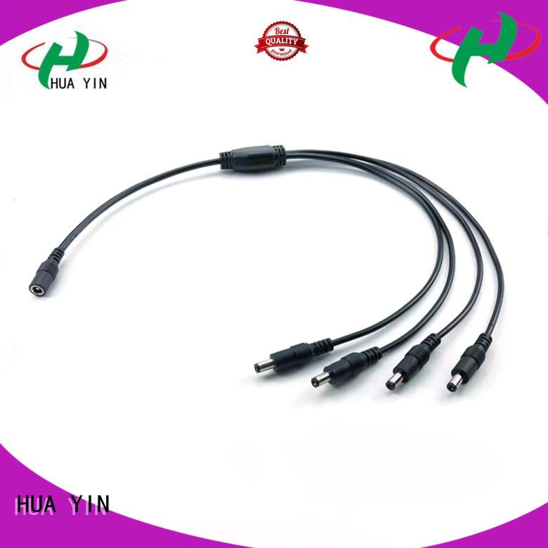 HUA YIN waterproof Y Connector maker for floor heating