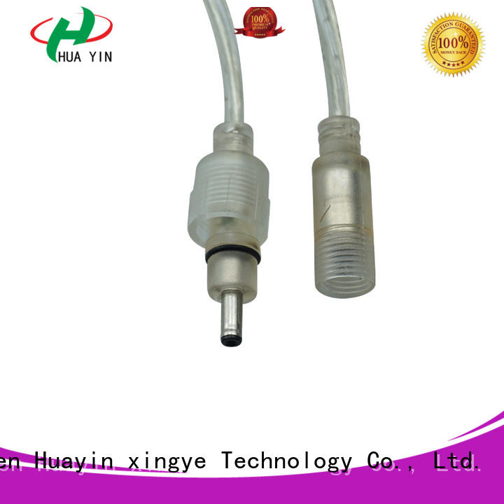 rubber waterproof dc power connector buckle for solar power agricultural machinery