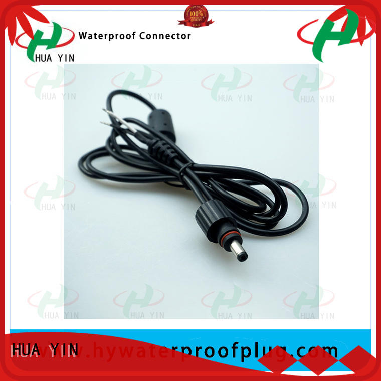 shockproof dc connector waterproof joints for solar water heater