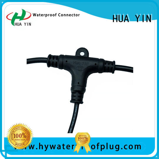 HUA YIN tee connector maker for laser