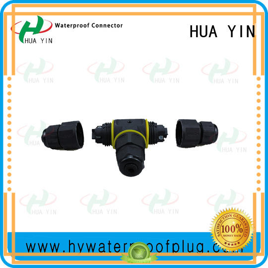 HUA YIN white assembly connector 3pin for electronic industry