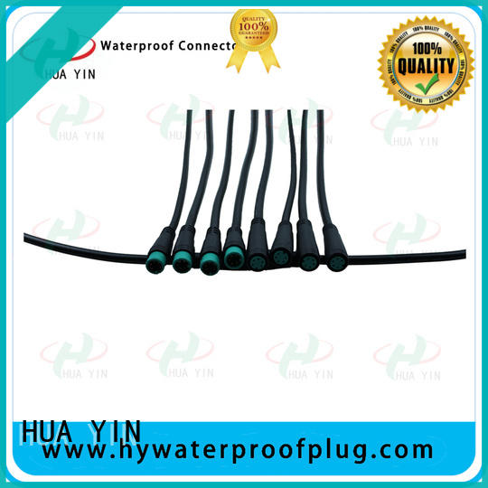 m8 female connector for floor heating HUA YIN