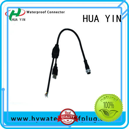 pvc y connector for vessel HUA YIN